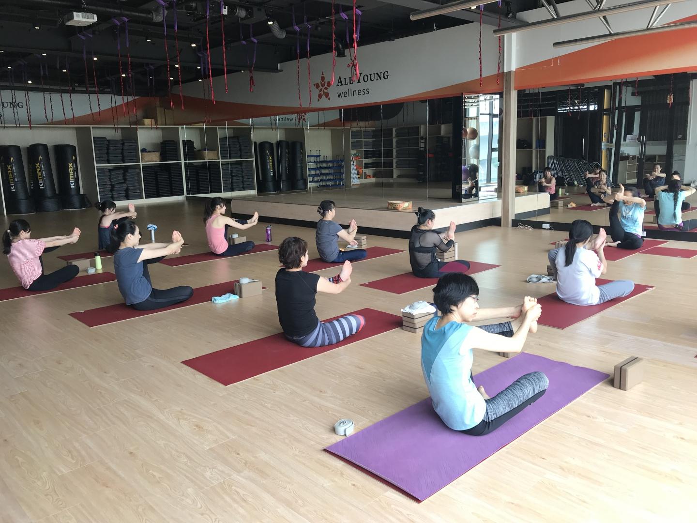 練瑜珈好處多多!調節全身系統、改善血液循環