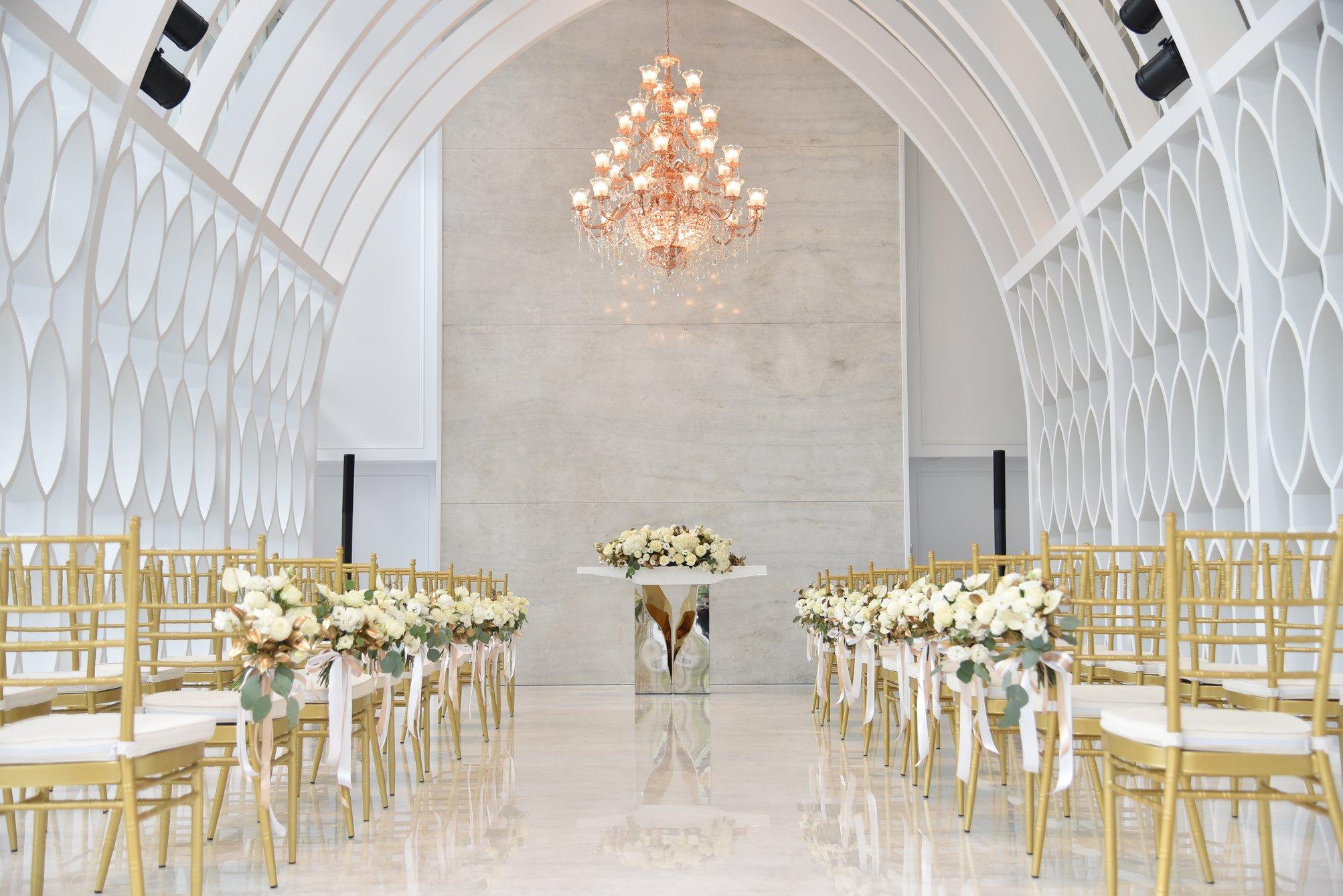 各大餐廳也紛紛舉辦婚禮體驗日 搶攻頂級婚宴市場
