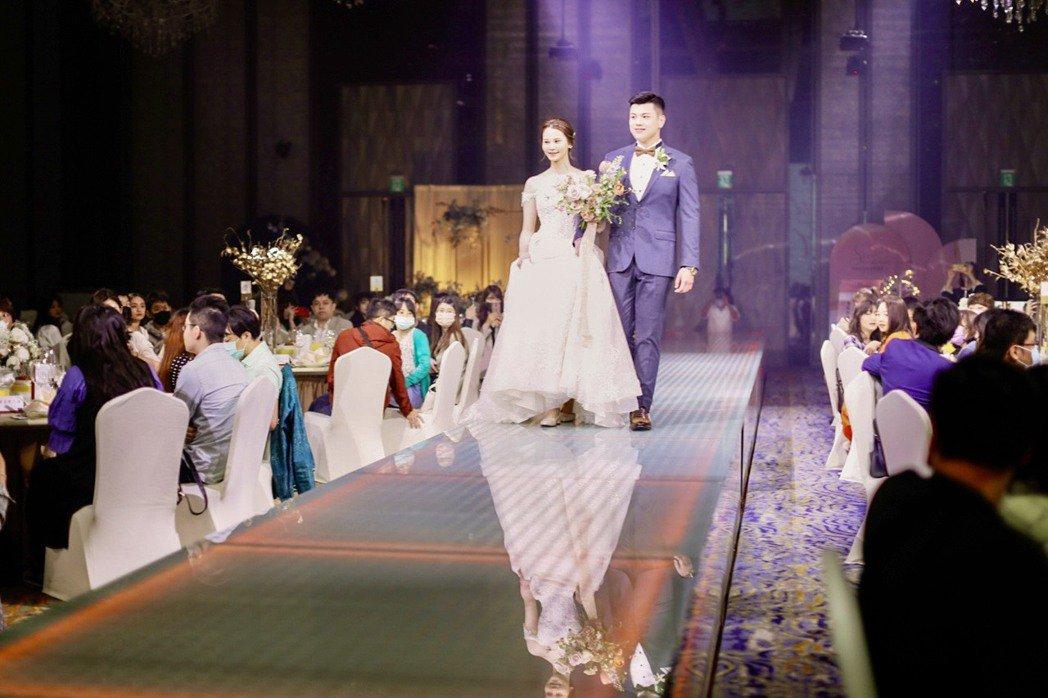 全台唯一頂級包場婚宴場域!頂粵吉品「星光盛宴大殿」婚禮體驗日盛大開場!