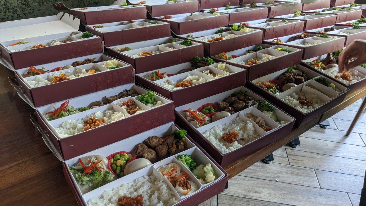知名建商300名員工特別指定 一膳精緻餐盒料多味美