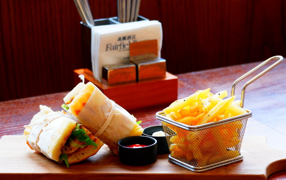 [米其林飯店]楓橋餐廳特色異國料理 吃下去一秒飛出國!